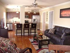 View condo rental details, Waterside, St Petersburg