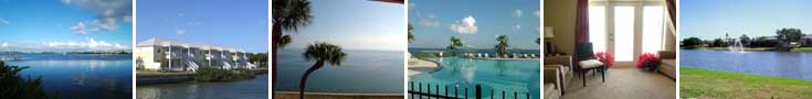 St Petersburg Condo Rentals - Waterside Coquina Key