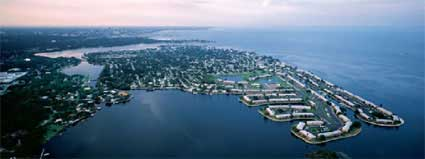 St Petersburg Waterfront Condominiums And Townhouses For Rent At Waterside  Coquina Key. Island Living,